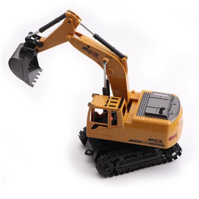 Exclusive RC Excavator - dilutee.com