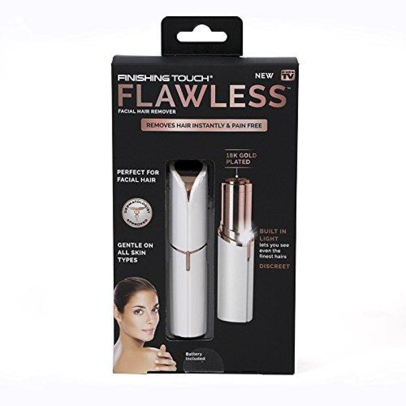 Finishing Touch Flawless Hair Remover - dilutee.com