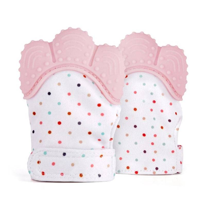 First Teeth Gloves - Baby Teether - dilutee.com