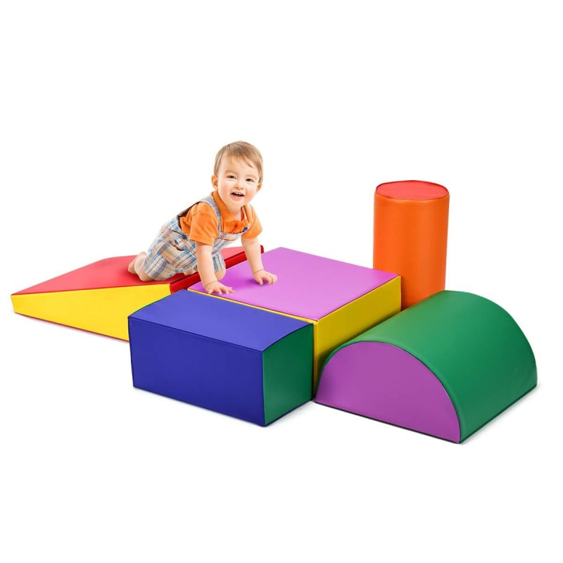 Foam Climbing Blocks for Toddlers