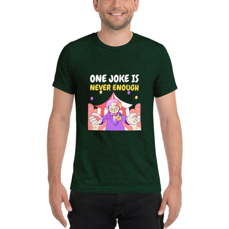 Funny Circus Clown T-Shirt