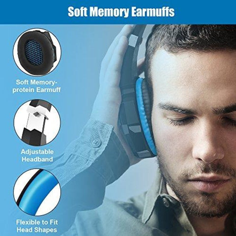 Gaming Headset With Best Mic - dilutee.com
