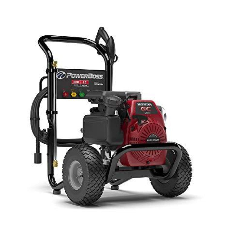 Gas powered Pressure Washer - dilutee.com