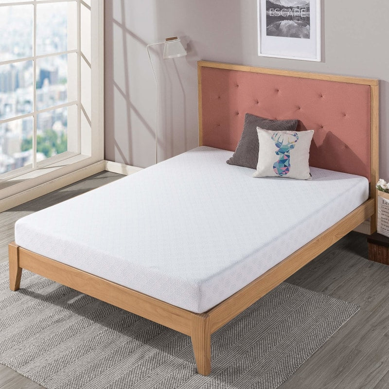 Gel Infused Memory Foam Mattress - dilutee.com