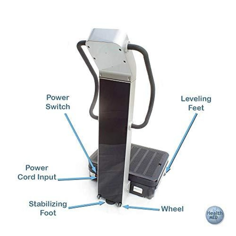 GForce Professional Dual Motor Whole Body Vibration Machine 1500 Watt - dilutee.com