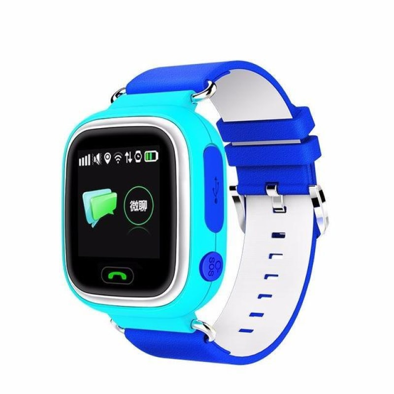 GPS Locator Smart Watch - dilutee.com
