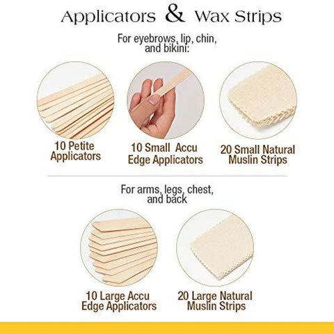 Hair Removal Waxing Kit - dilutee.com