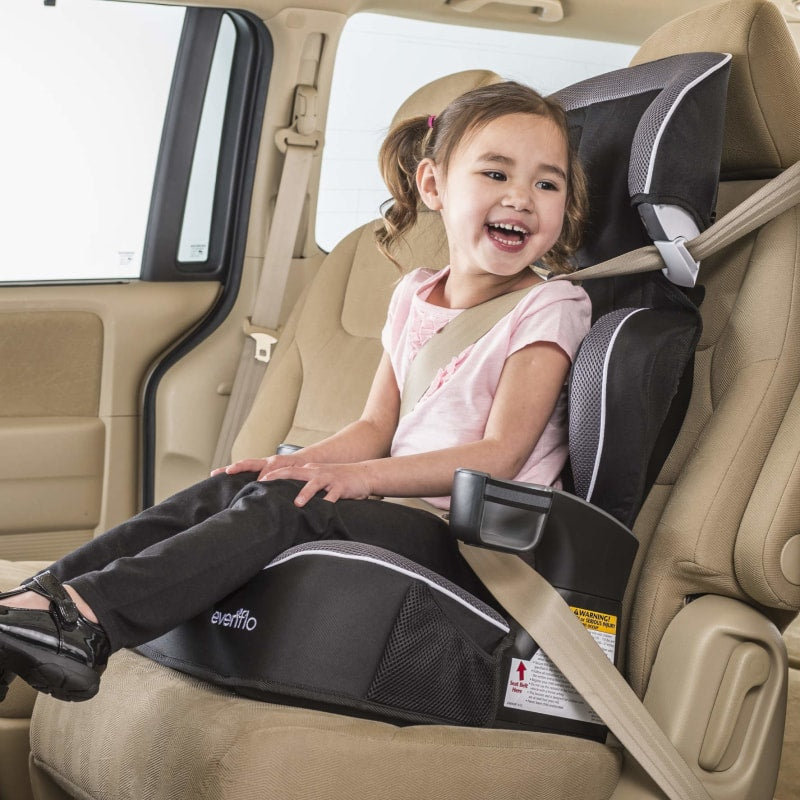 High Back Booster Car Seat - dilutee.com