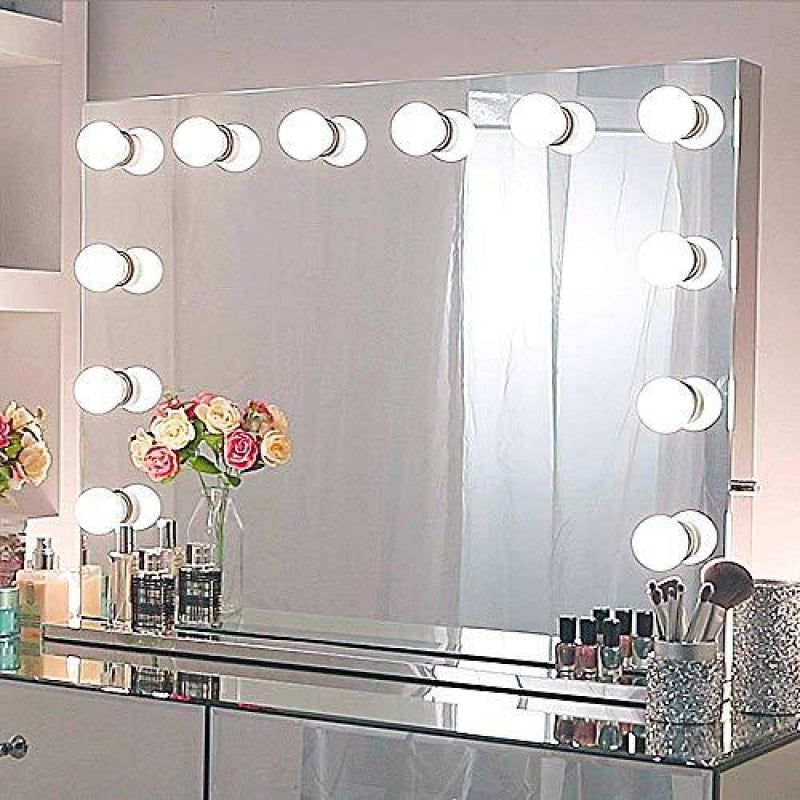 Hollywood Light Makeup Mirrors