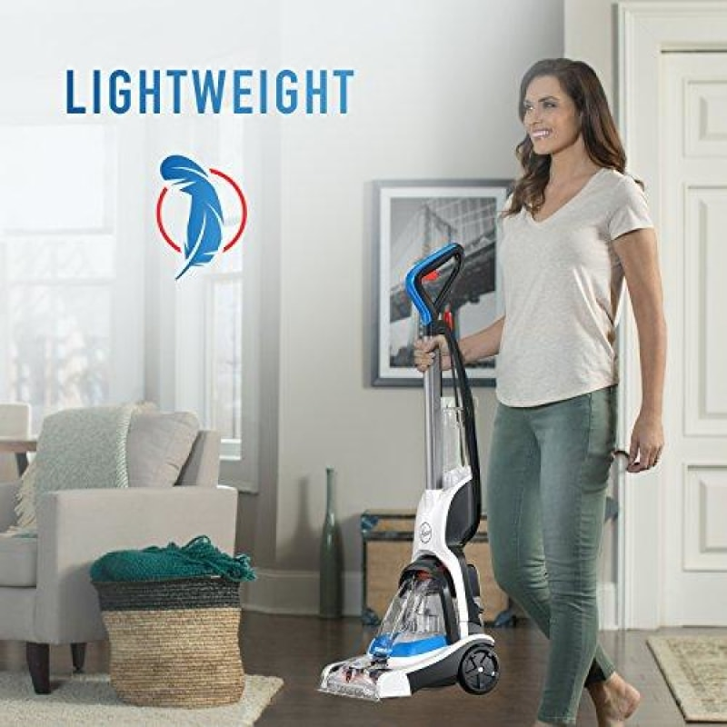 Hoover PowerDash Pet Compact Carpet Cleaner Lightweight FH50700 Blue - dilutee.com