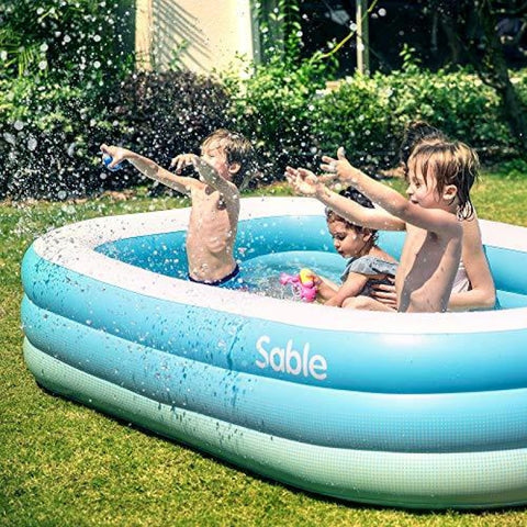 inflatable pool for kids and family