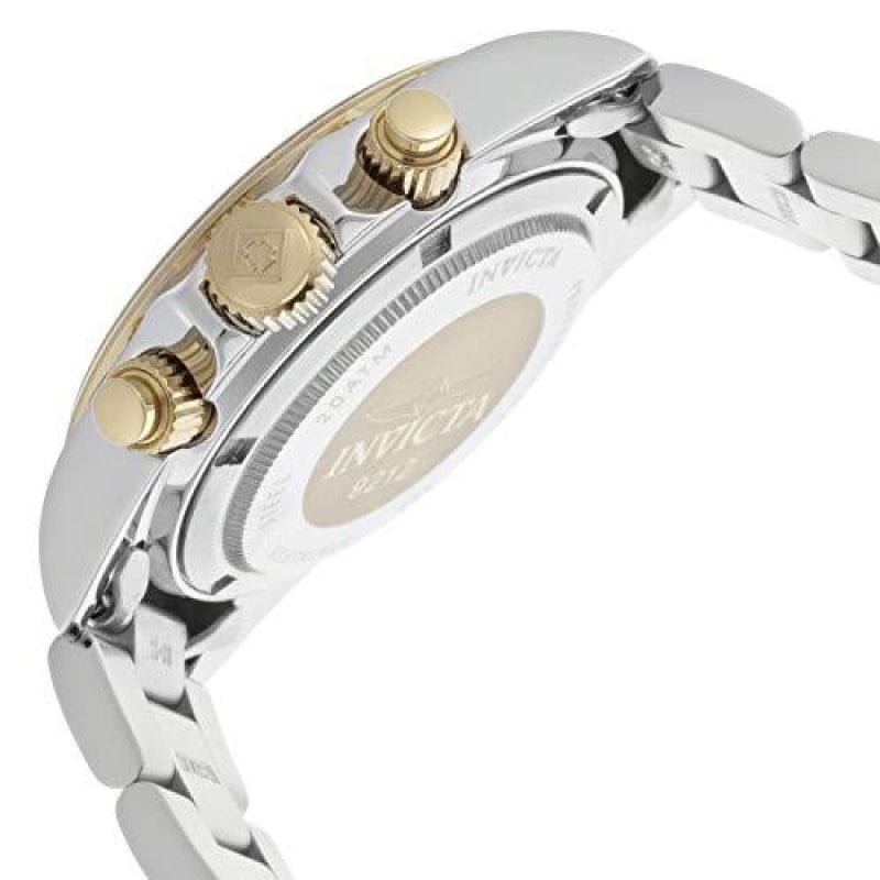 Invicta Stainless Steel Watch - dilutee.com