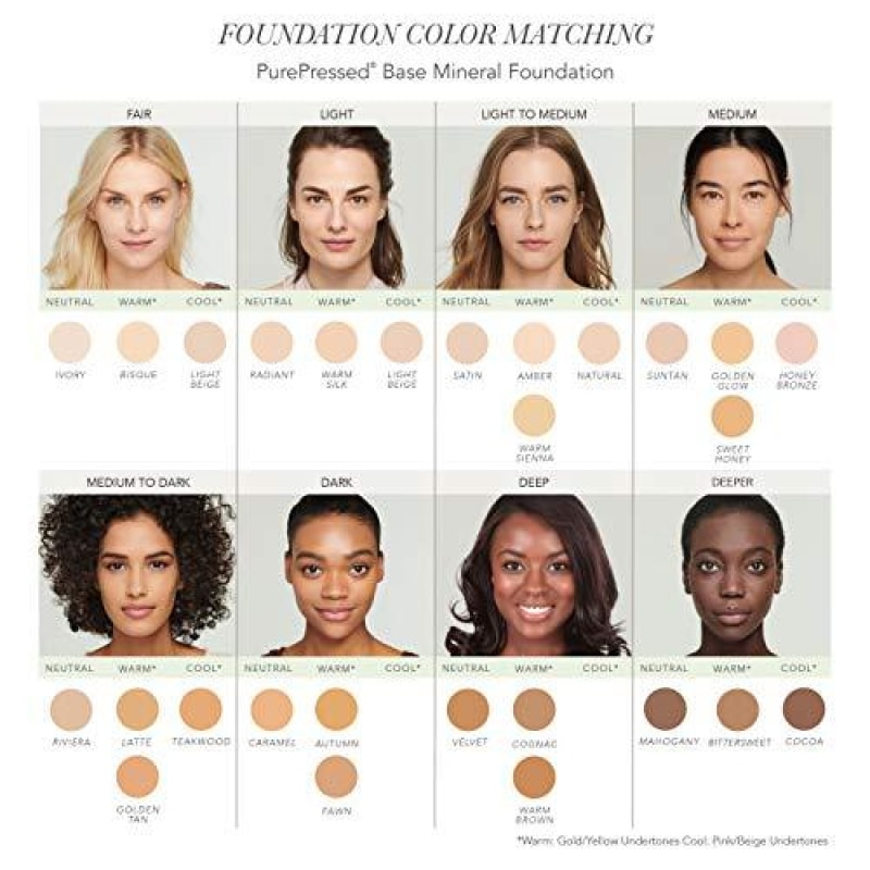 Jane Iredale Purepressed Base Mineral Powder Golden Glow.35 Ounce - dilutee.com