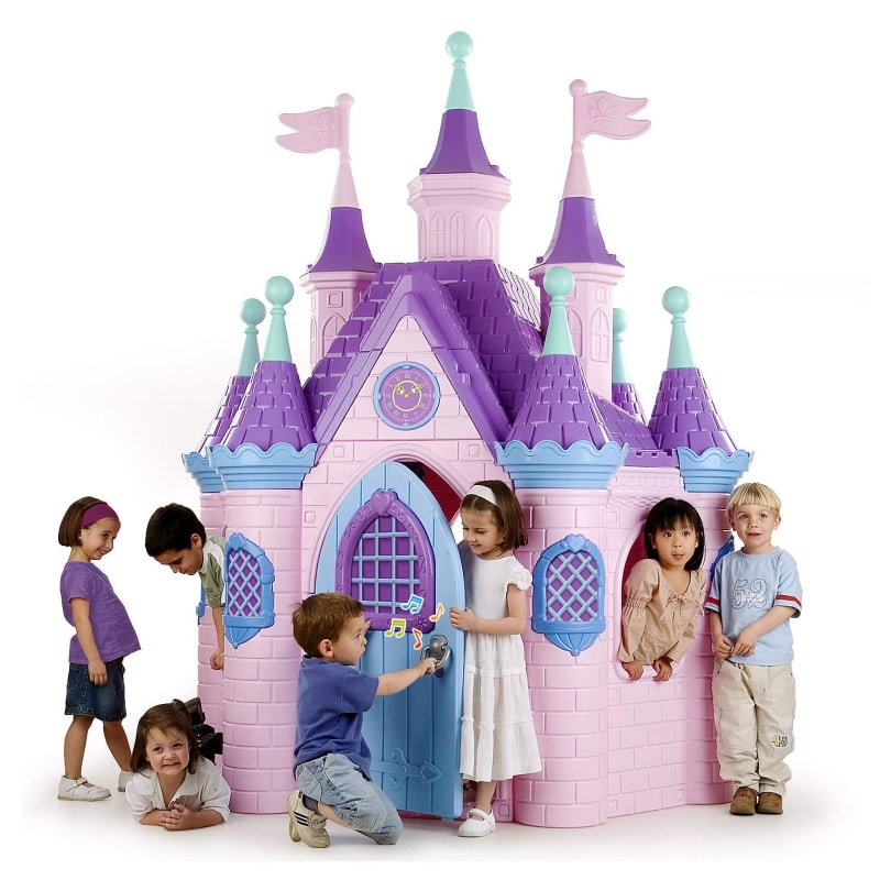 Jumbo Princess Palace Playhouse