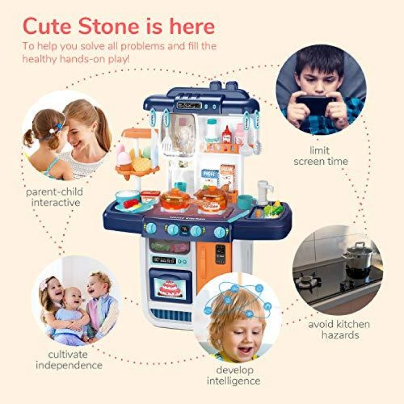 Kitchen Play Set Toddler - dilutee.com