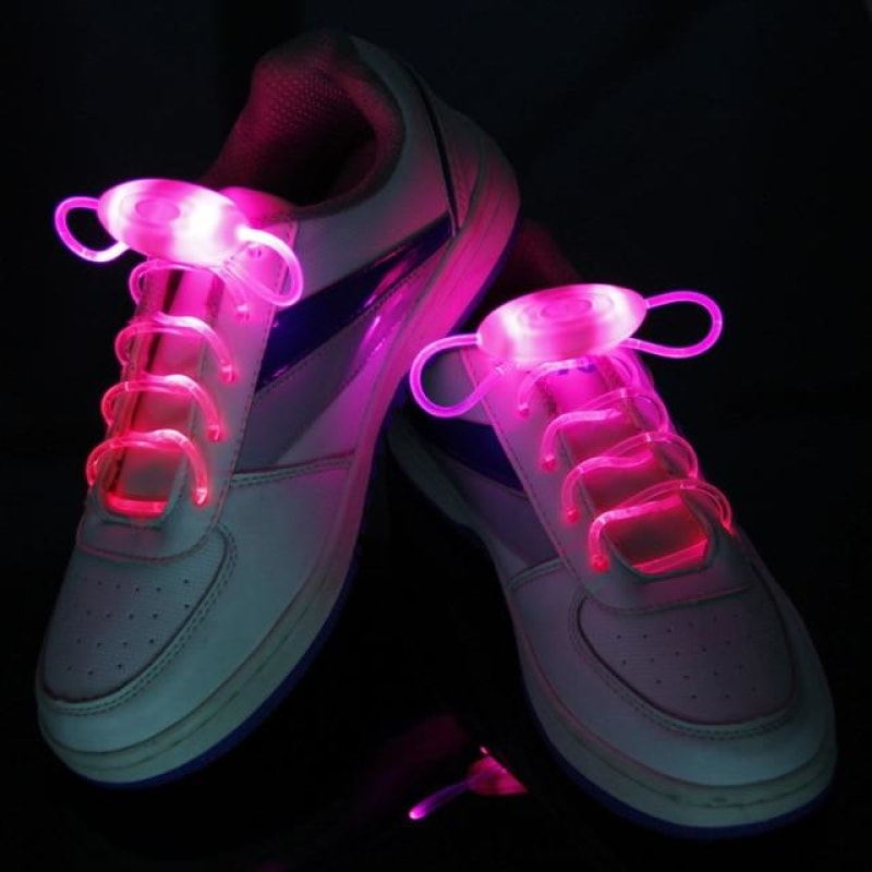 Led Shoelaces Glow In The Dark - Dilutee.com