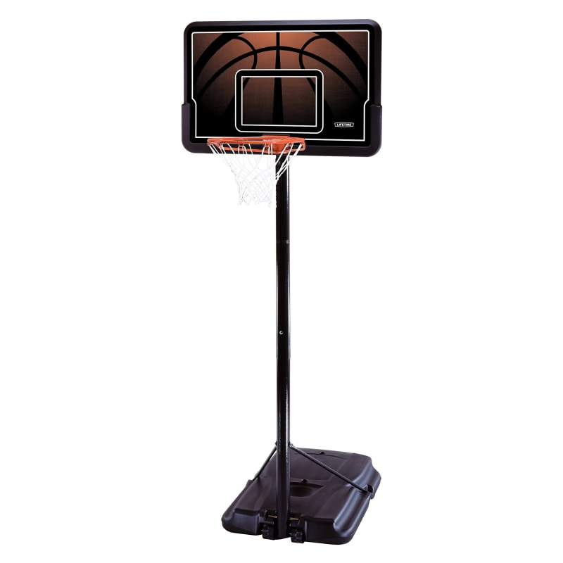 Lifetime Portable Basketball Hoop