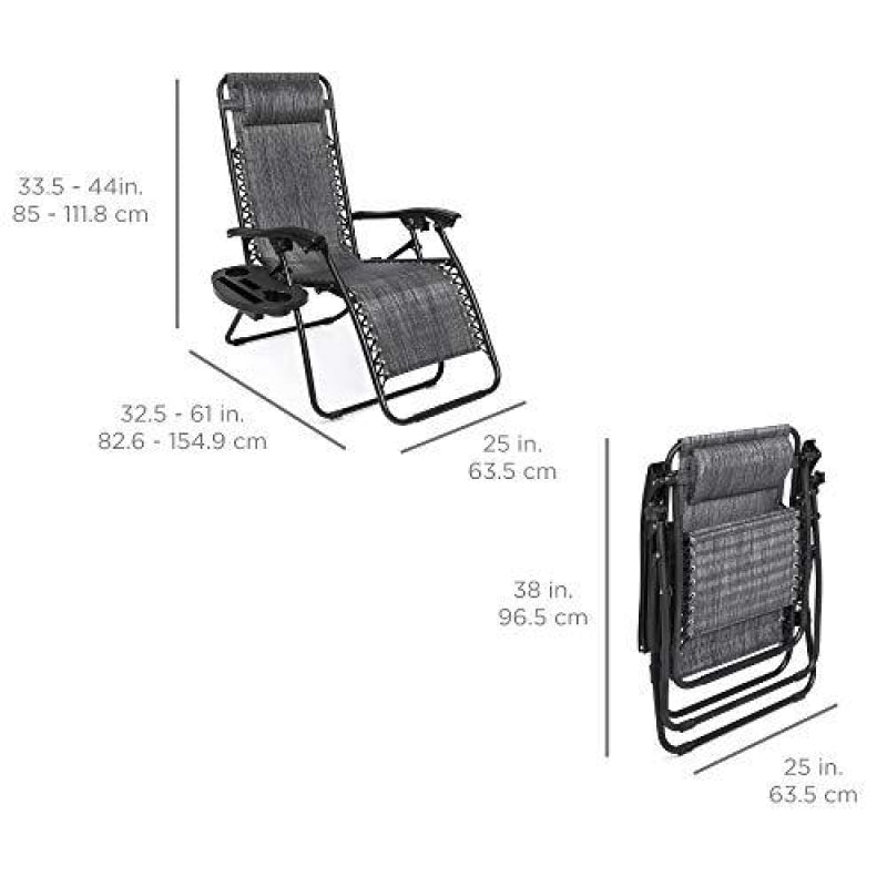 Lounge Chairs Zero Gravity - dilutee.com
