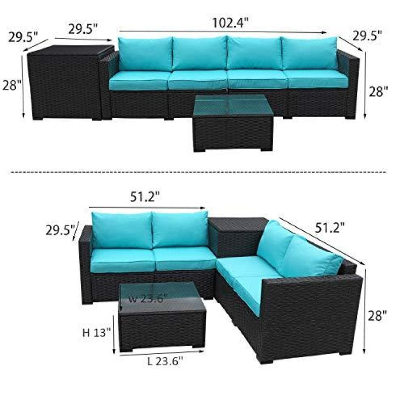 Loveseat and Couch Set - dilutee.com