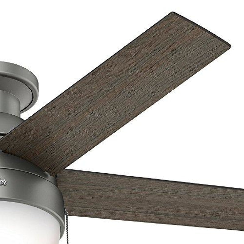 Low Profile Ceiling Fan With Light - dilutee.com