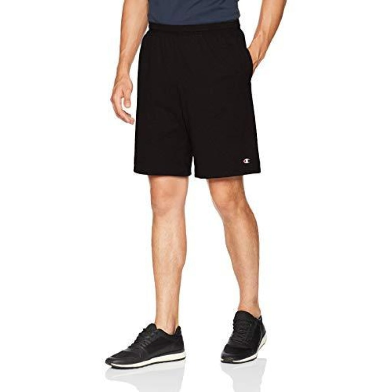 Men's Jersey Shorts With Pockets - dilutee.com