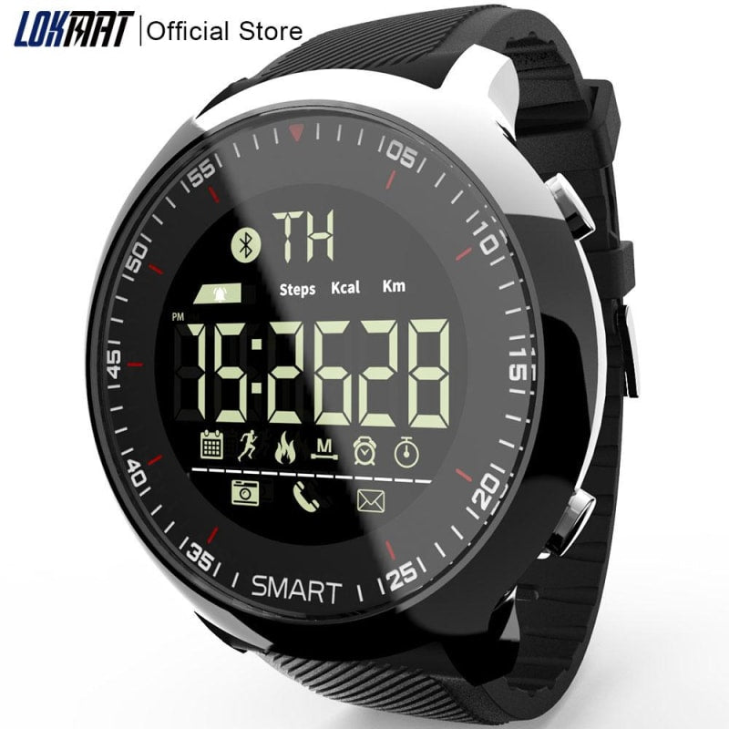 Men's Waterproof Smart Watch - dilutee.com