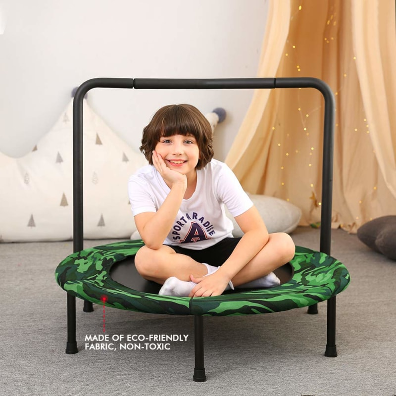 Mini Trampoline for Kids - dilutee.com