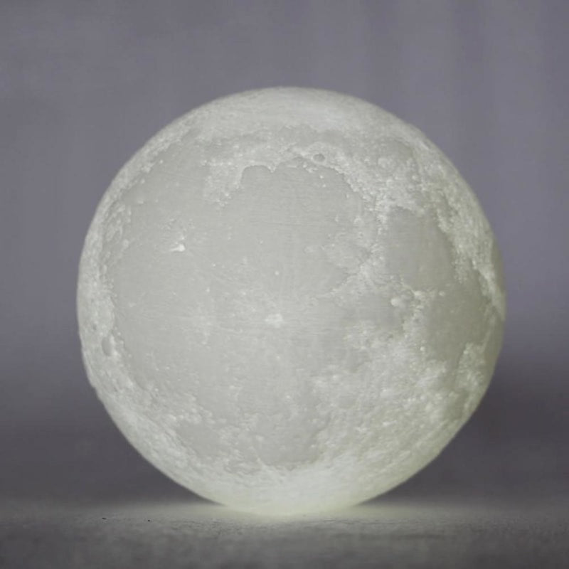 Moon Lamp Light 3D - dilutee.com