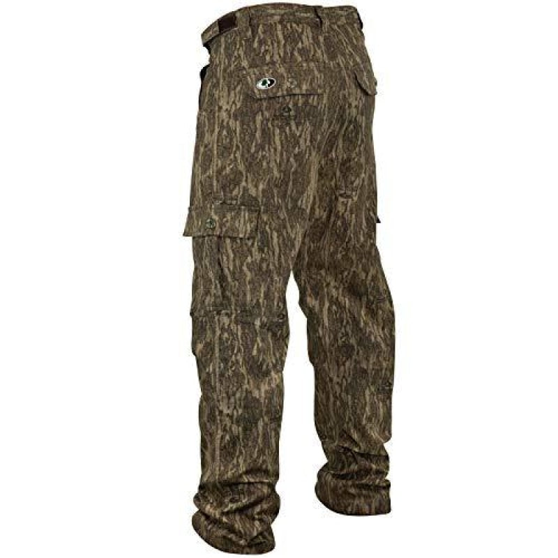 Mossy Oak Cotton Mill 2.0 Camo Hunting Pants for Men Camouflage Clothes - dilutee.com
