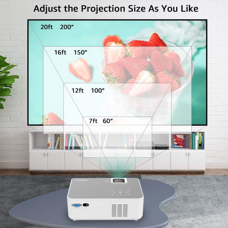 Movie Projector for Home - dilutee.com