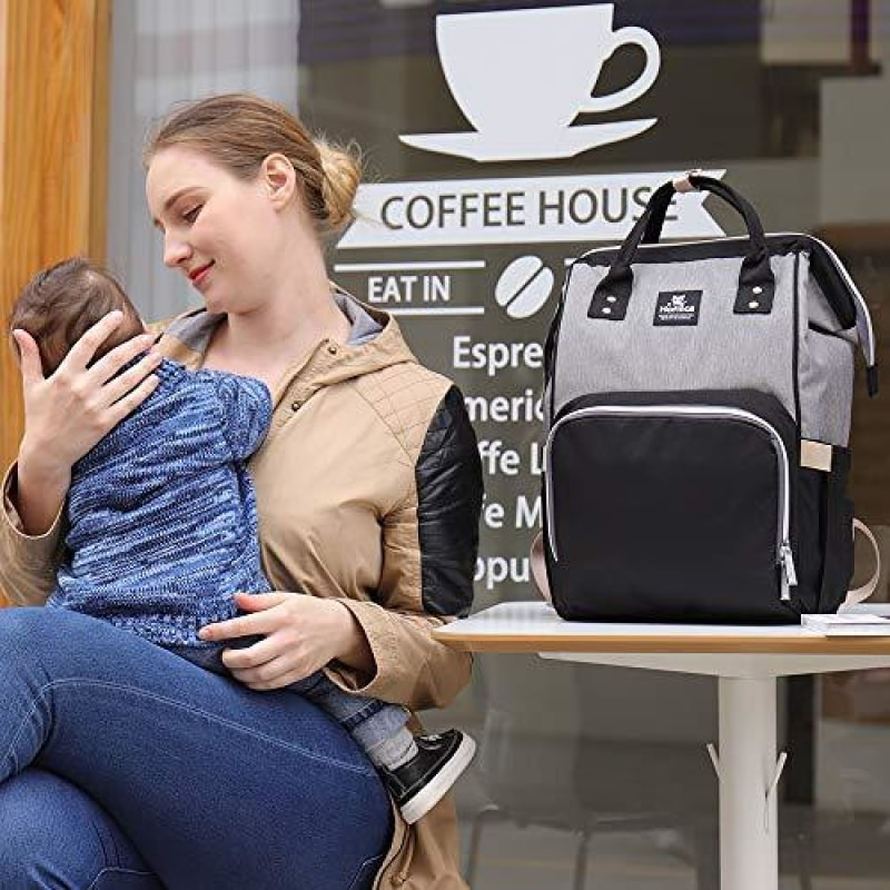 Multi Functional Diaper Bag - dilutee.com