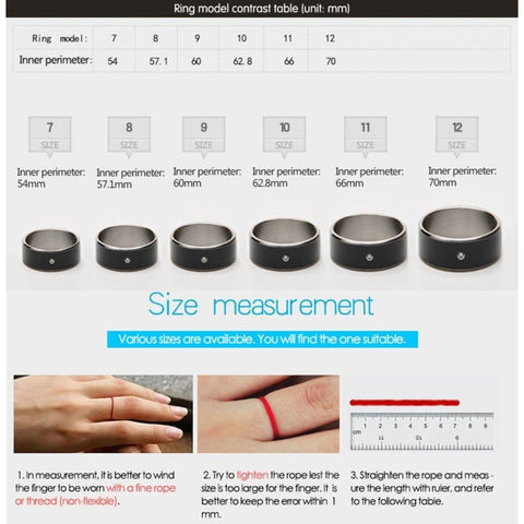 smart ring dilutee.com