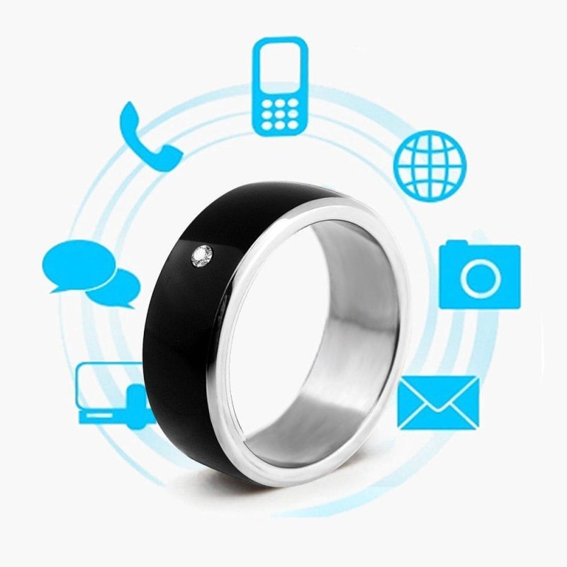 NFC Magic Smart Ring - dilutee.com