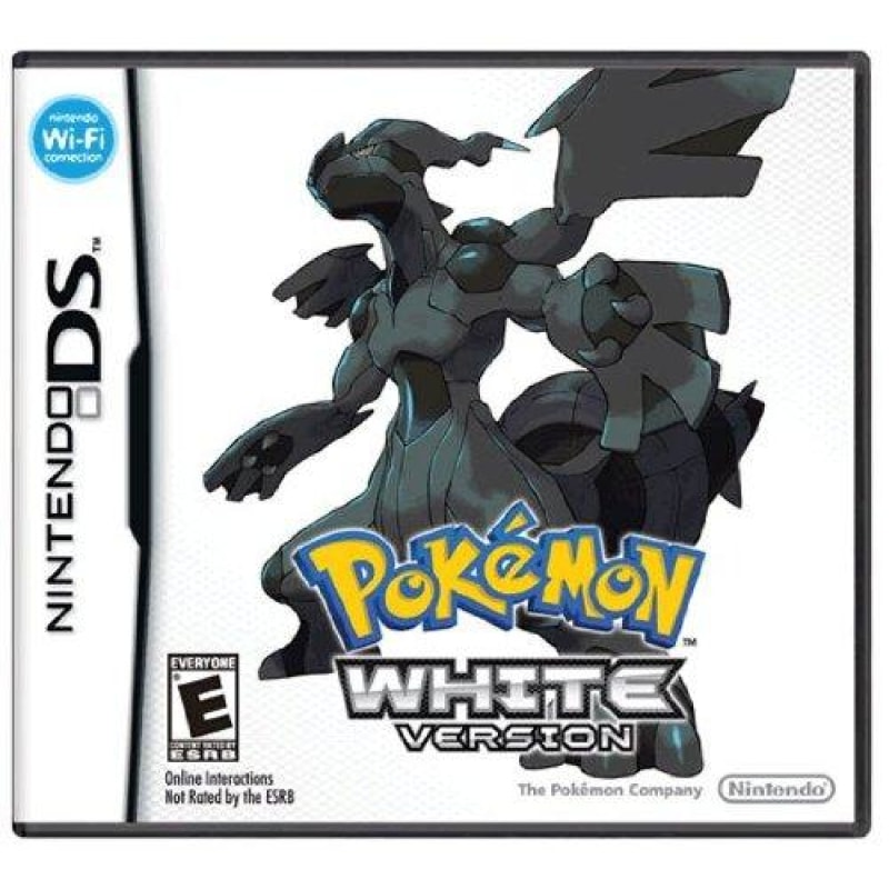 Nintendo Pokemon White Version