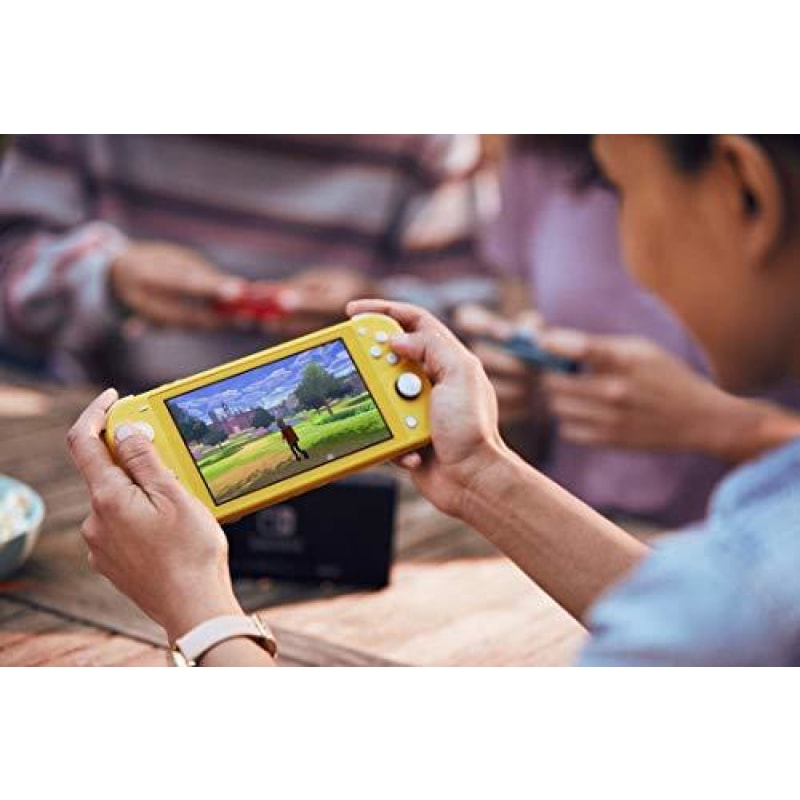 Nintendo Switch Lite - Yellow - dilutee.com