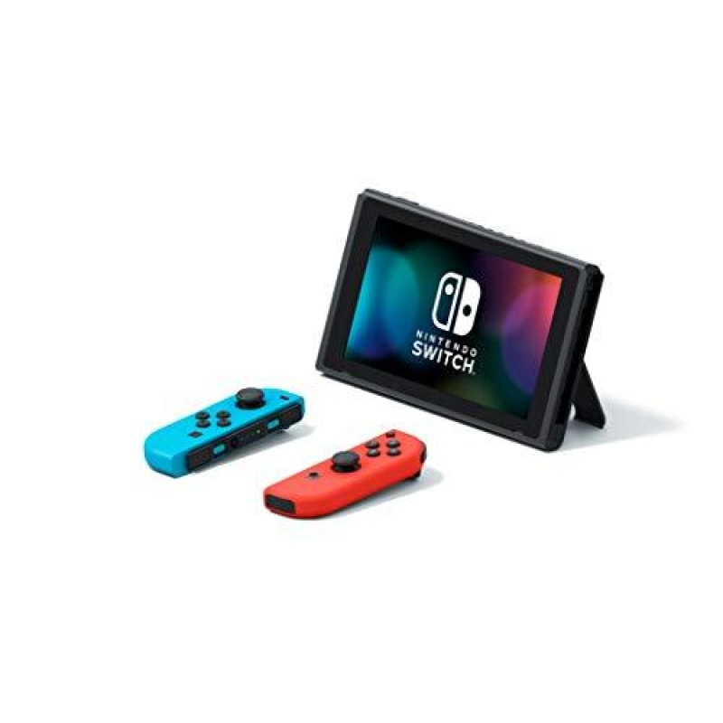 Nintendo Switch with Neon Blue and Neon Red Joy‑Con - HAC-001(-01) - dilutee.com