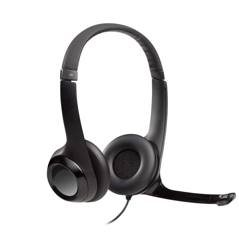 Noise Cancelling Headset With Mic - dilutee.com