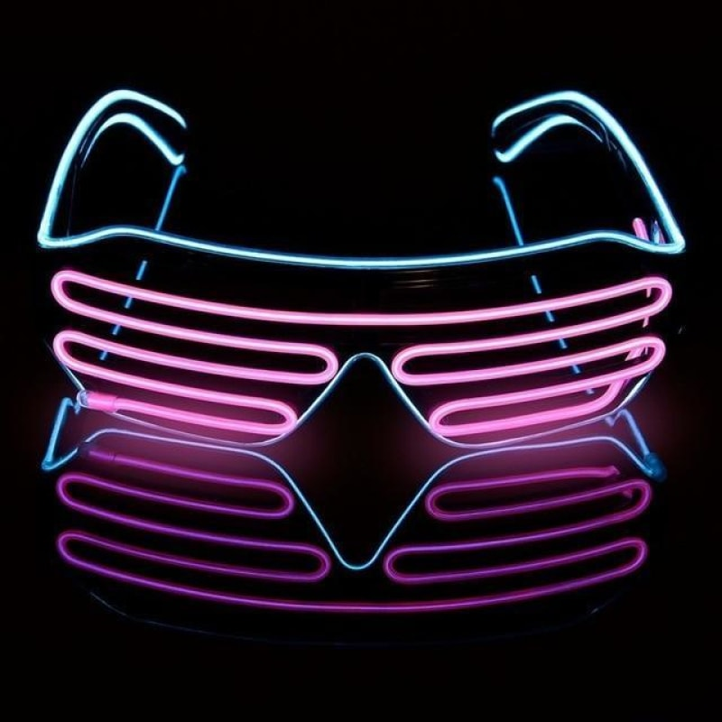 Novelty LED Glasses - dilutee.com
