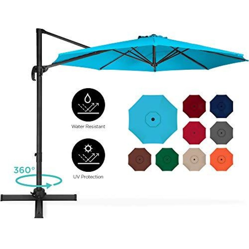 Offset Patio Umbrella - dilutee.com