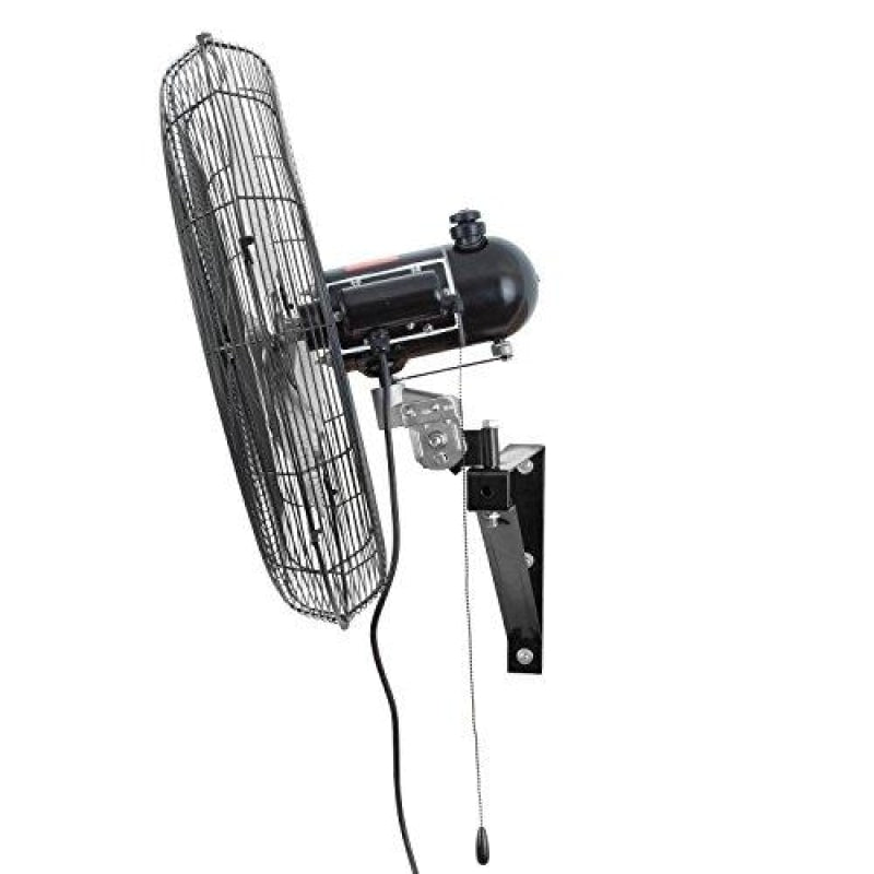 Oscillating Wall Mount Fan - dilutee.com