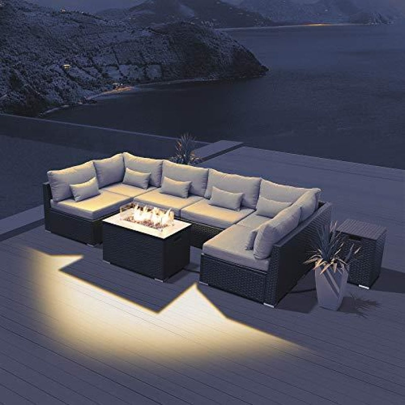 Patio Furniture With Fire Pit - dilutee.com
