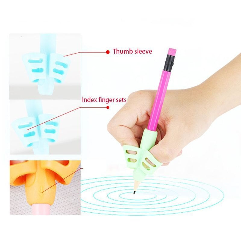 Pencil Grip for Kids - dilutee.com