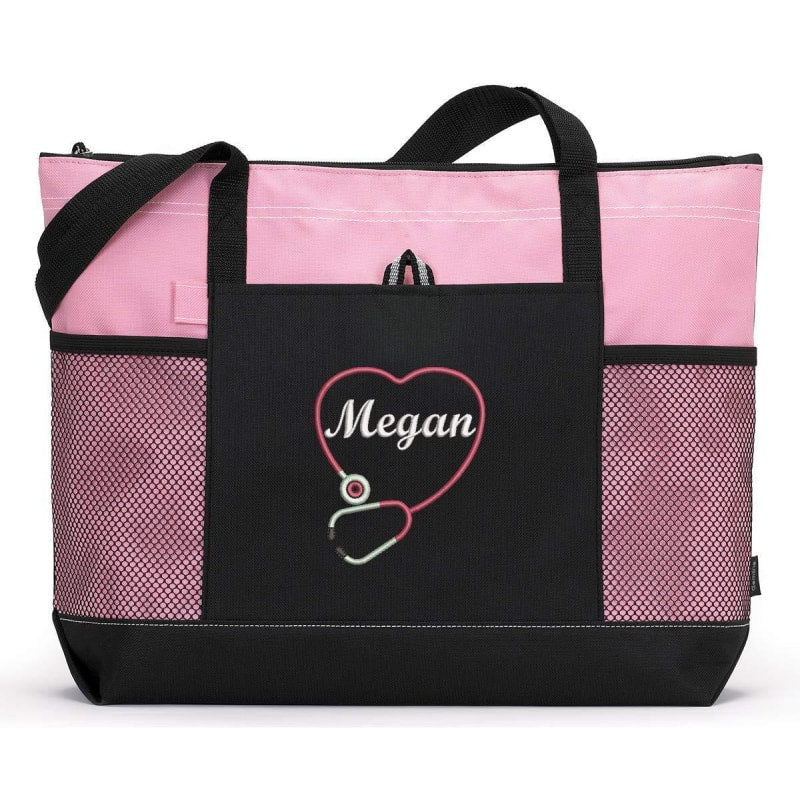 Personalized Nurse Tote Bag - dilutee.com