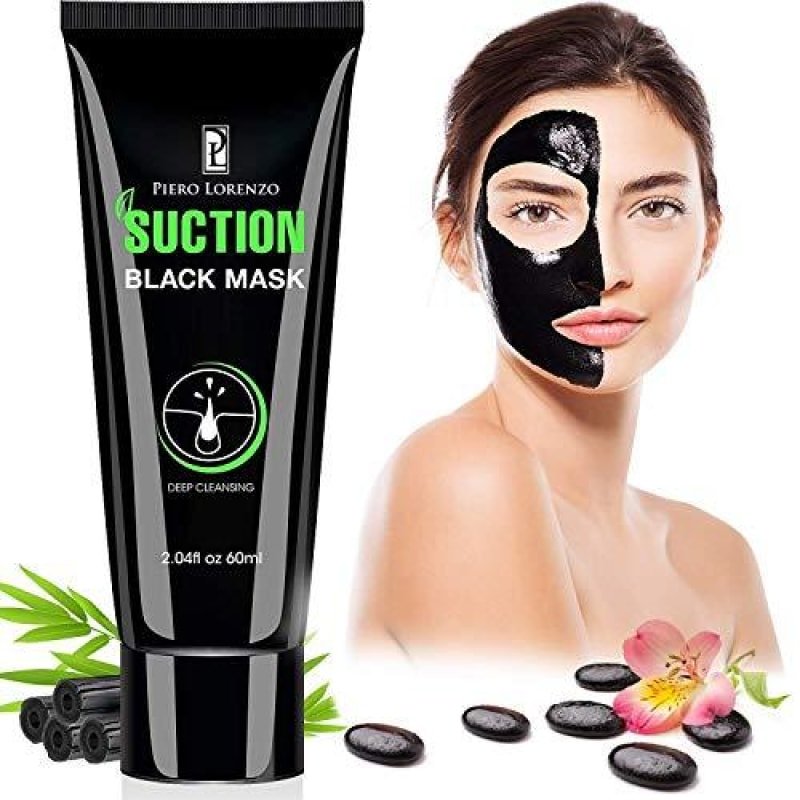 Piero Lorenzo Blackhead Remover Mask Blackhead Peel Off Mask Face Mask Blackhead Mask Black Mask Deep Cleansing Facial Mask for Face Nose