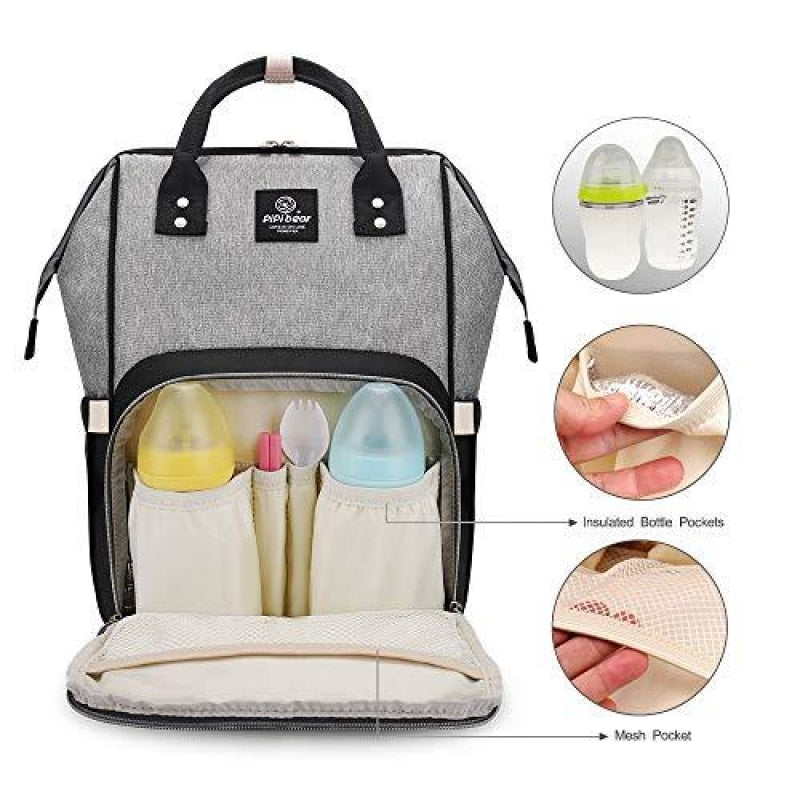 Pipi Bear Diaper Bag - dilutee.com