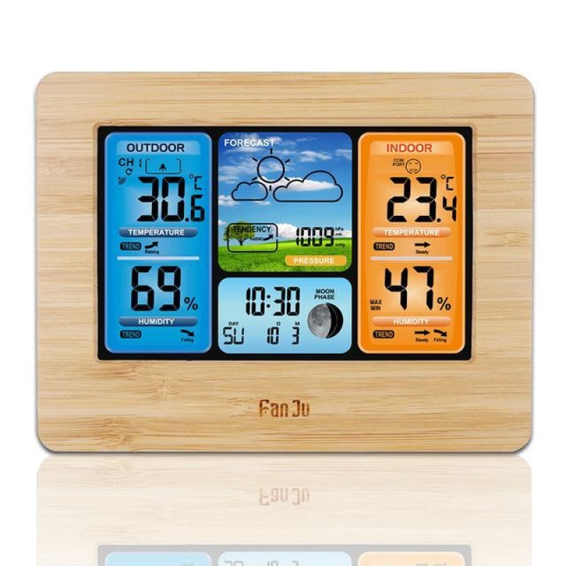 Pocket weather station - dilutee.com
