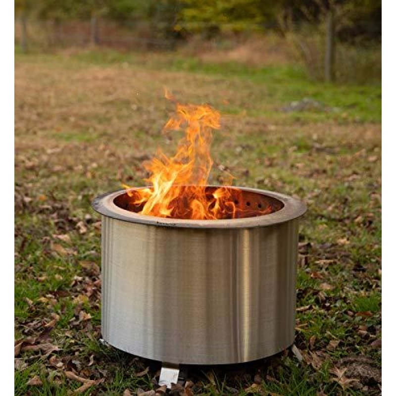 Portable Fire Pit For Camping - dilutee.com