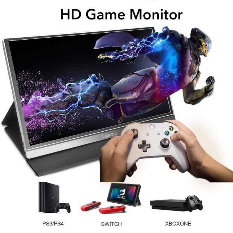 Portable Monitor for Gaming - dilutee.com