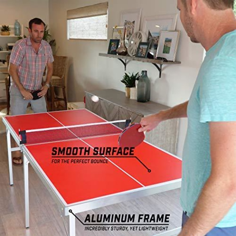Portable Table Tennis Set - dilutee.com