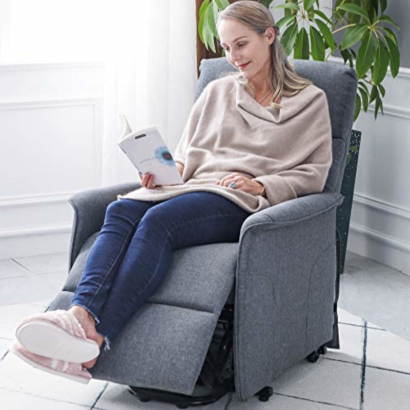 Power Lift Recliner With Heat And Massage - dilutee.com